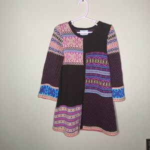 Hanna  Andersson Sweater Dress Size 4 (100)
